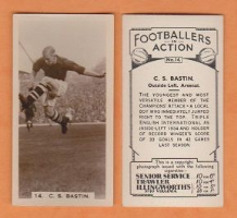 Arsenal Cliff Bastin England